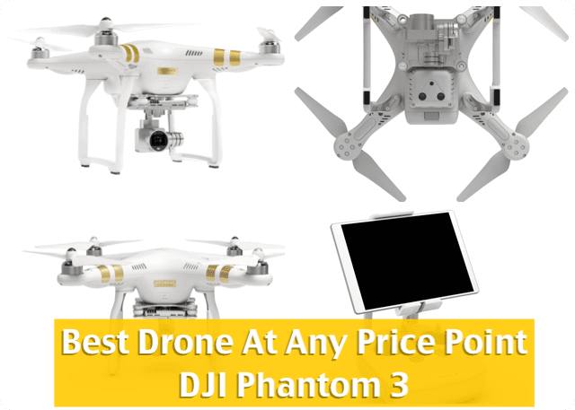 what is the best drone camera