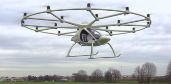 volocopter drone