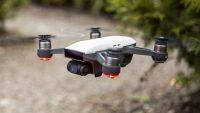 spark mini drone