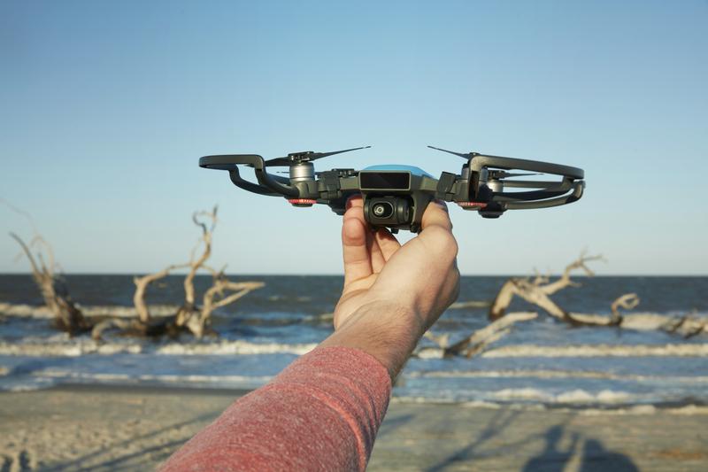 DJI Spark 2 Drone Will Be Under 250 Grams In Spring 2019