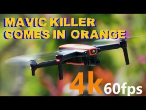 Autel EVO Drone The DJI's Mavic KILLER