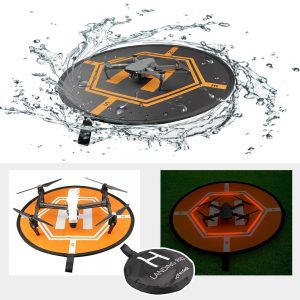 RCstyle Drone Landing Pad Protective Fast-fold Apron For DJI Mavic Pro Mavic Air Spark Remote Control Helicopters