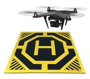 Sunfyre Tek Eco-friendly Drone Landing Pad