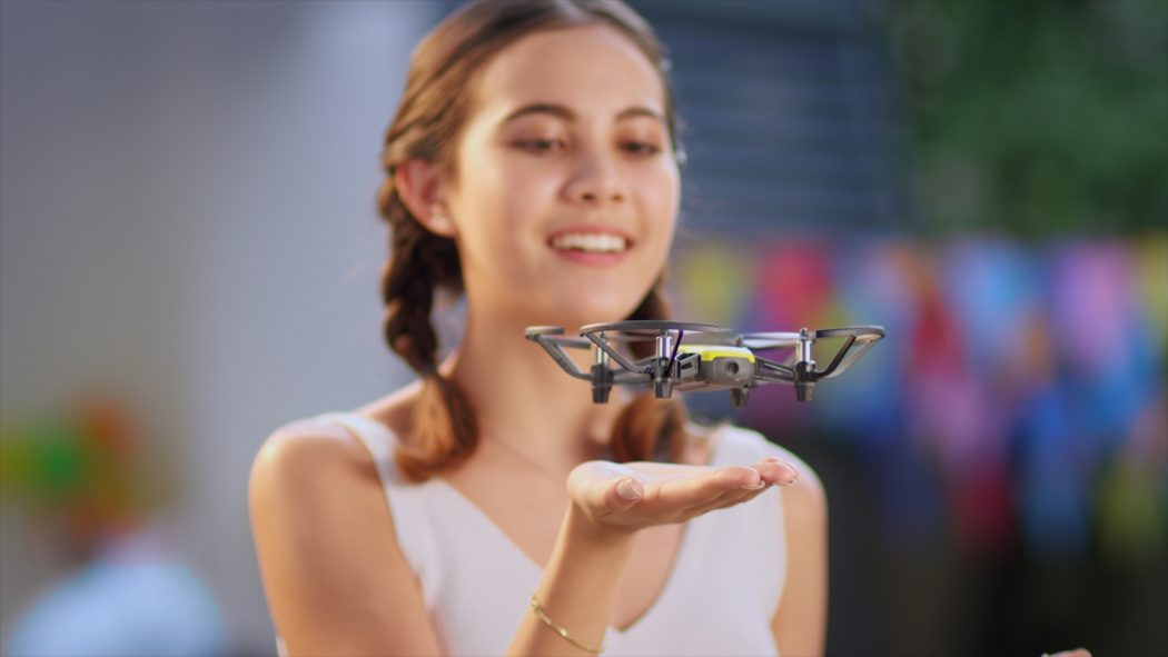 Tello the best mini drone with camera