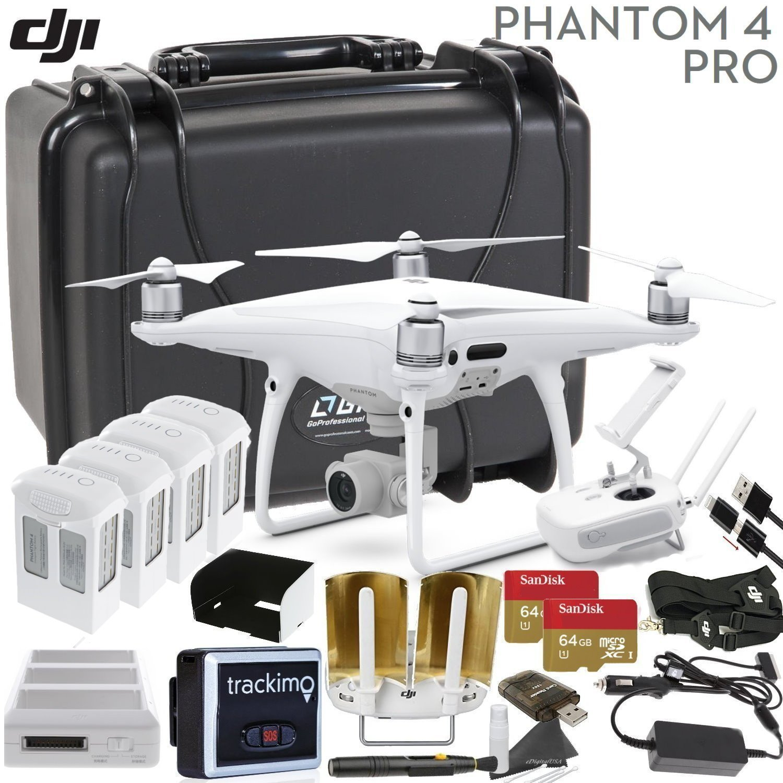 The New DJI Phantom 4 Pro v2 0 New Techology