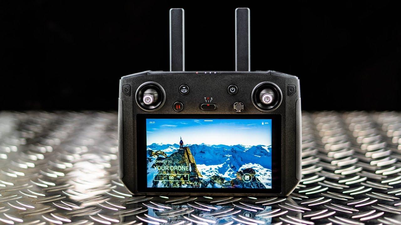 The DJI Smart Remote Controller338_4u3ei033jf