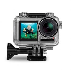 DJI Osmo Action Camera Waterproof Case61NlkEfvicL._SL1001_