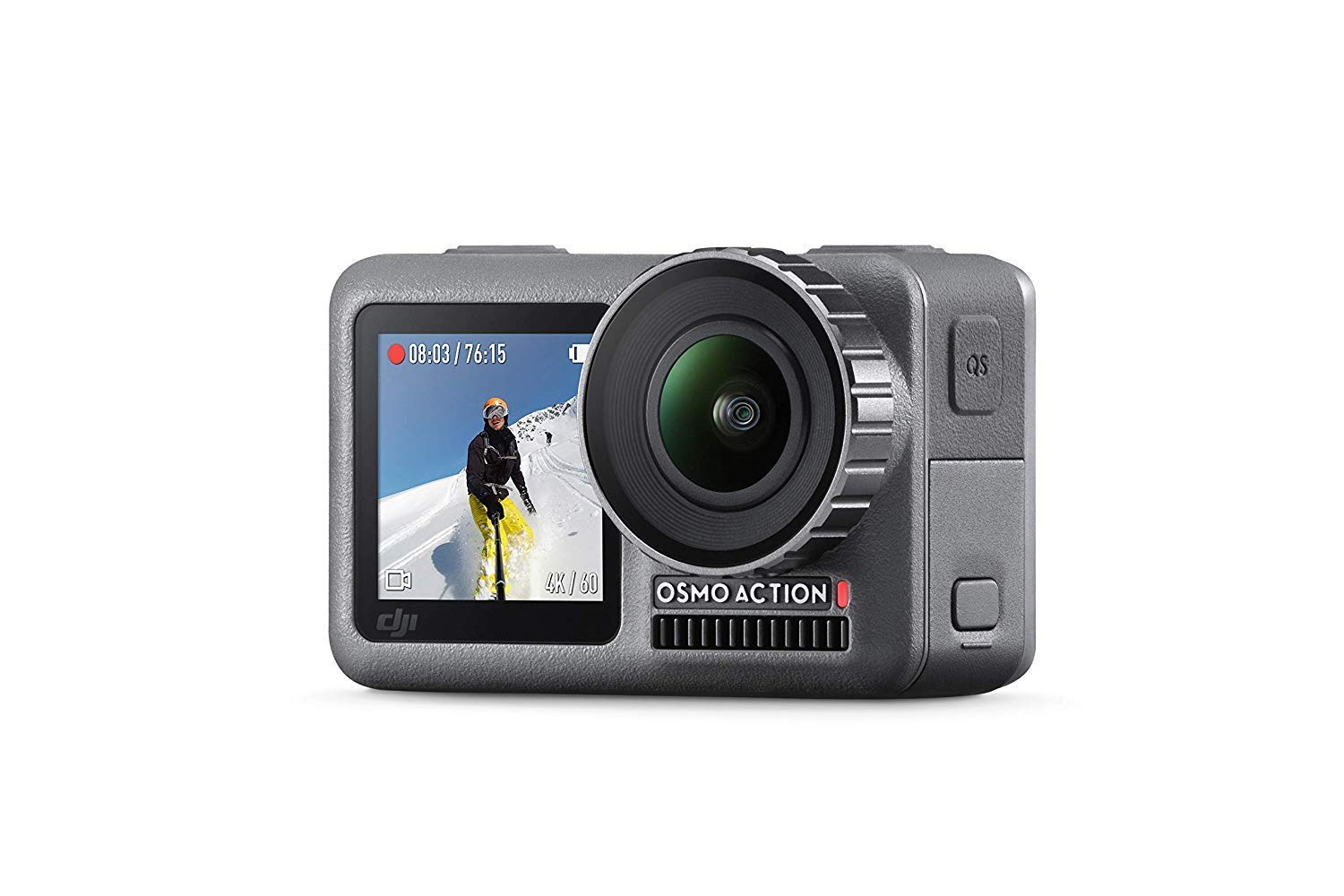 the DJI Osmo Action camera61kq38A8QSL._SL1500_