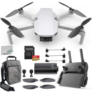 DJI Spark 2 Mini Portable Quadcopter Must-Have Bundle - CP.MA.00000120.01 61Ai+Sxtj2L._SL1000_